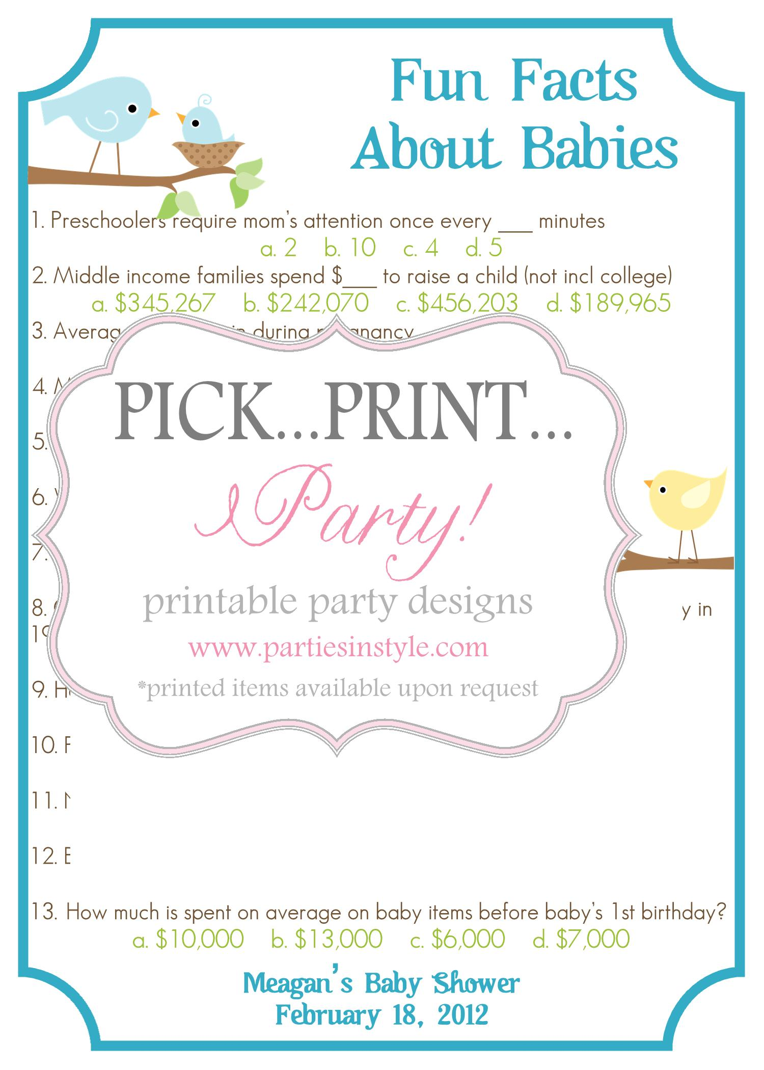 questions for baby shower trivia baby shower trivia questions